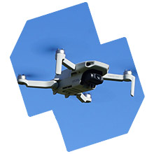 letenje dronom