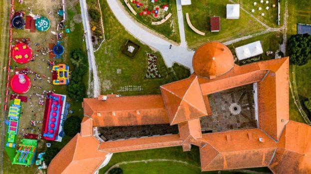 snimanje iz zraka