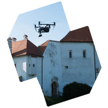 Što snimamo kad snimamo iz zraka korištenjem dronova?